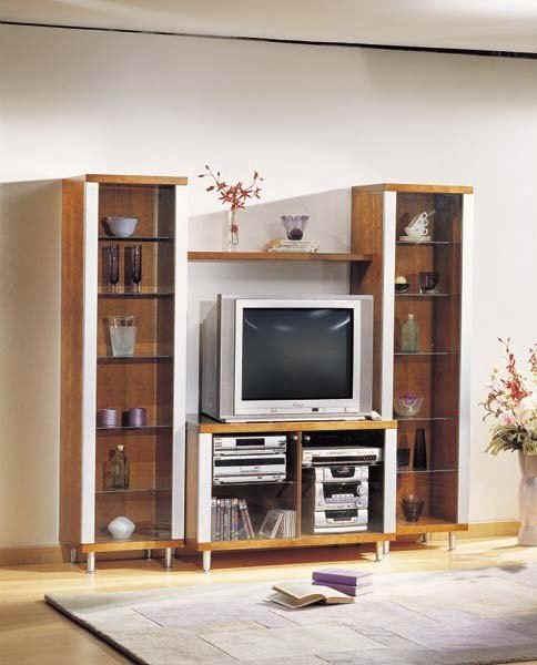 Nos meubles informatiques  TV # Meuble Tv Moderne En Merisier